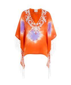 Gooshwa   Embellished Silk Caftan Gr. S