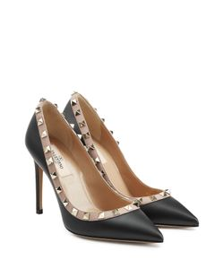 Valentino | Rockstud Leather Pumps Gr. It 40