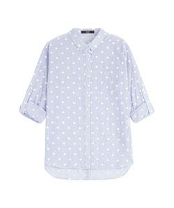 Steffen Schraut | Summer Dot Striped Shirt Gr. De 40