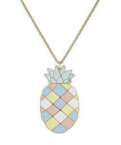 Paul & Joe | Pineapple Pendant Necklace Gr. One Size
