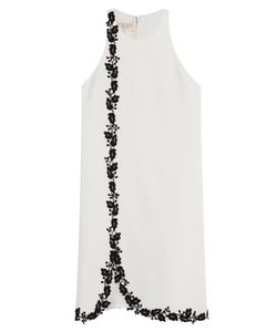 Giambattista Valli | Embroidered Crepe Dress Gr. It 38