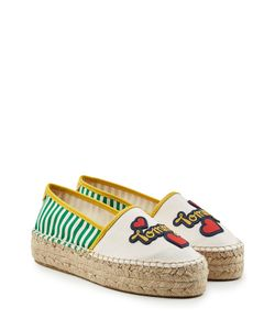 Hilfiger Collection | Cotton Espadrilles Gr. Eu 37