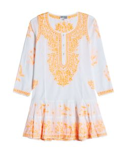 Juliet Dunn | Embroidered Cotton Dress Gr. 3