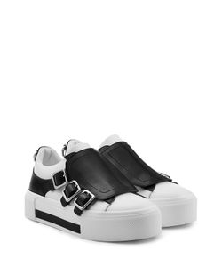 Alexander McQueen | Leather Sneakers Gr. It 36