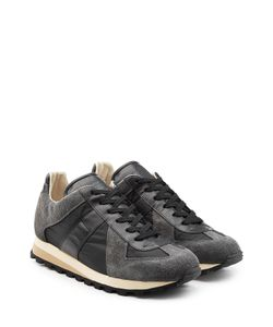Maison Margiela | Sneakers With Suede Gr. Eu 42