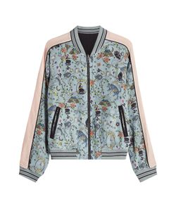 Zadig & Voltaire | Printed Reversible Bomber Gr. S