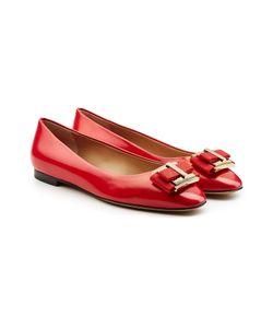 Salvatore Ferragamo   Patent Leather Ballerinas Gr. Us 9