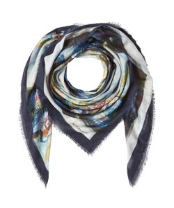 Burberry | Printed Cotton Scarf Gr. One Size