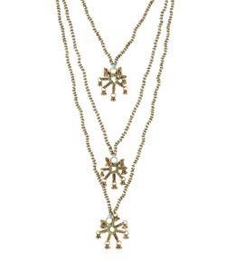 Blue Hippy | Embellished Necklace Gr. One Size