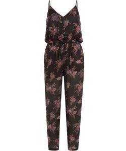 Mes Demoiselles | Printed Silk Jumpsuit Gr. Fr 36