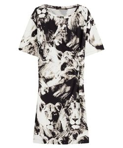 Roberto Cavalli | Printed Dress Gr. It 40