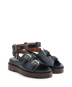 Laurence Dacade | Leather Sandals With Buckled Straps Gr. It 36