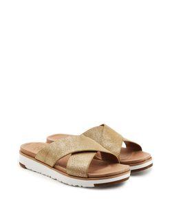 UGG Australia | Kari Sandals With Leather Gr. Us 7