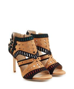 TAMARA MELLON | Suede Arizona Sandals Gr. It 36