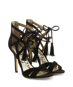 Sam Edelman | Azela Suede Stiletto Sandals Gr. Eu 36