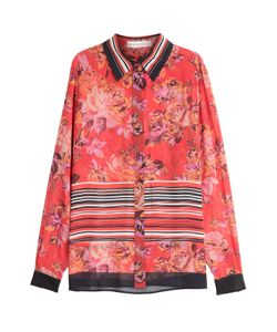 Mary Katrantzou | Printed Silk Blouse Gr. Uk 8