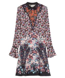 Mary Katrantzou | Printed Silk Dress Gr. Uk 8