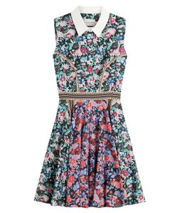 Mary Katrantzou | Floral Print Dress Gr. Uk 8