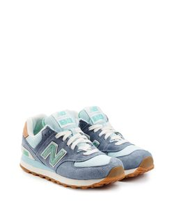 New Balance | Suede And Mesh Sneakers Gr. Us 8