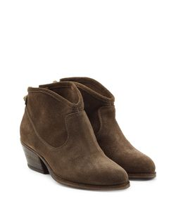 Fiorentini+Baker | Suede Ankle Boots Gr. It 36