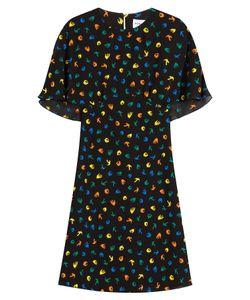 Sonia Rykiel   Bird Print Dress Gr. Fr 36