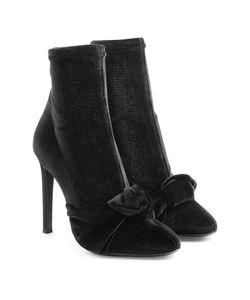 Giuseppe Zanotti Design | Velvet Stiletto Boots Gr. It 36