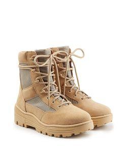 YEEZY | Suede Combat Boots Gr. Eu 41