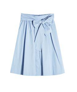 Steffen Schraut | Skirt With Cotton Gr. De 42