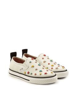 Red Valentino | Embellished Slip-On Sneakers Gr. It 38