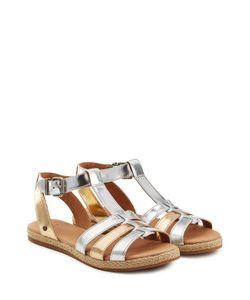 UGG Australia | Lanette Leather Sandals Gr. Us 10