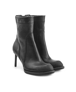Haider Ackermann | Leather Boots With Stiletto Heels Gr. It 40