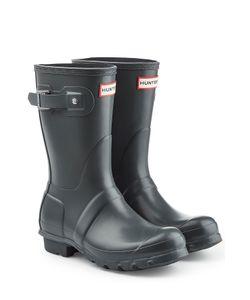 Hunter | Original Short Wellington Boots Gr. Uk 8