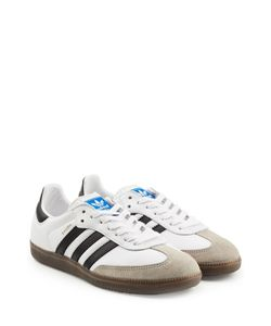 adidas Originals | Samba Suede And Leather Sneakers Gr. Uk 7.5
