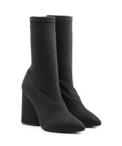 YEEZY | Stretch Twill Ankle Boots Gr. Eu 38