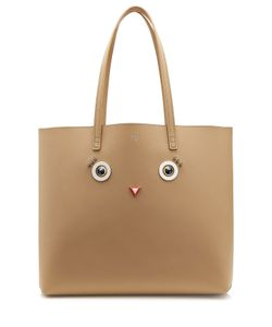 Fendi | Embellished Leather Tote Gr. One
