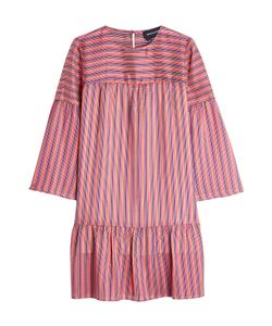 VANESSA SEWARD | Striped Silk Dress Gr. Fr 36