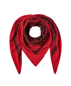 Lala Berlin | Kufyia Printed Cashmere Scarf Gr. One Size