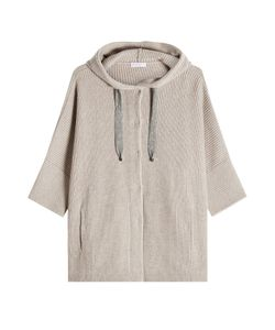 Brunello Cucinelli | Cashmere Cardigan With Hood Gr. S