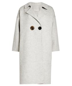 REJINA PYO | Colorblock Coat In Alpaca And Wool Gr. M
