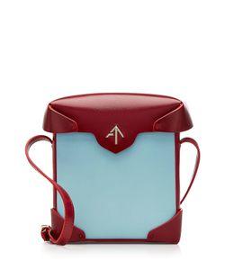 Manu Atelier | Mini Pristine Leather Shoulder Bag Gr. One Size