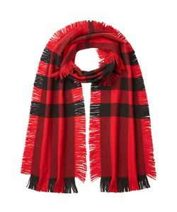 Burberry | Printed Wool Scarf Gr. One Size
