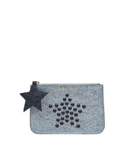 Hilfiger Collection | Studded Leather Pouch Gr. One