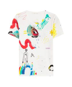 Marc Jacobs | Printed Cotton T-Shirt Gr. S