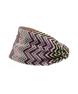 Missoni Mare | Chevron Knit Headband Gr. One Size