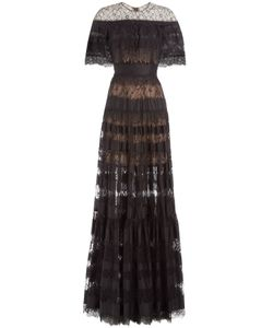 Elie Saab | Floor-Length Lace Dress Gr. Fr 38