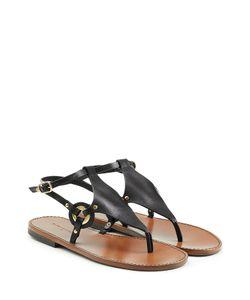 L' Autre Chose | Leather Sandals Gr. It 36