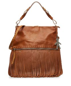 Henry Beguelin | Leather Tote With Fringe Gr. One Size
