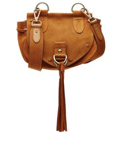 See By Chloe | Suede Shoulder Bag Gr. One Size