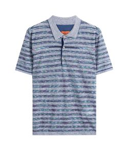 Missoni | Cotton Blend Polo Shirt Gr.