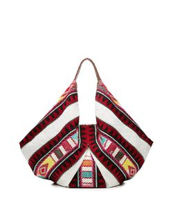 Christophe Sauvat | Embroide Fabric Tote Gr. One Size